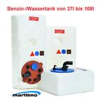 Einbautank für Benzin / Wasser 38-108L Kraftstofftank Bootstank Benzintank Boot