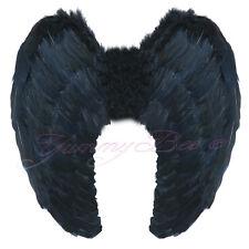 Yummy Bee Angel Fairy Wings Costume Fancy Dress Large 60 X 40 Black White Red De