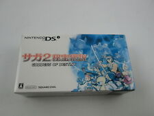 SAGA Limited Console Nintendo DS Lite Japan Ver