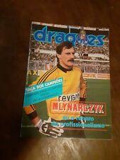 Joseph Mlynarczik polónia cover magazine soccer football FC Porto 1987