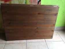 "Ikea ""Ingo"" Wandklapptisch Holz massiv, guter Klapptisch!"