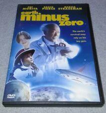 Earth Minus Zero DVD RARE oop)