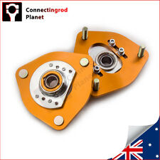2x Camber Plates For Nissan S14 Silvia 180SX 200SX 240SX 94-98 Top Upper Mount