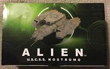 Alien  USCSS Nostromo Eaglemoss  Limited Edition Ship