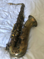 More details for p mauriat pmxt-66rx influence model professional tenor saxophone