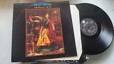 PLAY DEAD The Singles 1982-85 LP GOTHIC original vinyl claylp20m goth dark wave
