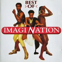 Imagination ‎CD Best Of Imagination - France (M/M)