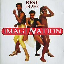 Imagination CD Best Of Imagination - France (M/M)