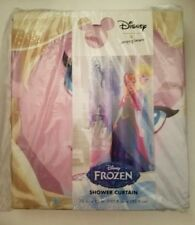 Disney Frozen Jumping Beans Colorful Shower Curtain Kohls Collection 70x72