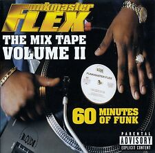 FUNKMASTER FLEX : THE MIX TAPE VOLUME II / CD - TOP-ZUSTAND