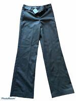 NEW Next Ladies Black Trousers Size 6 Regular BNWT Smart Work Office Women's