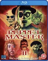 Nuovo Puppet Master II - His Unholy Creation Blu-Ray