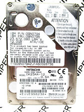 Hitachi 12.07GB DK23AA-12 IDE 09N0794 (B/A0B6 B/A) Hard Drive WIPED & TESTED!