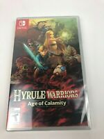 Brand New & Sealed Hyrule Warriors: Age of Calamity for Nintendo Switch