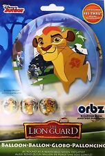 "Disney Junior The Lion Guard Birthday Party Supply 15IN"" Single ORBZ Balloon"