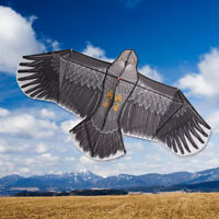 Outdoor Fun Sport 1.8M Flying Eagle Kite Kids Toy Novelty Activity Animal Kite
