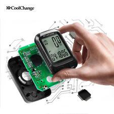 Digital Wireless Bike Computer Bicycle Odometer Cycling Speedometer Backlight