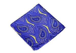 Lord R Colton Masterworks Pocket Square - Santiago Amethyst Silk $75 Retail New