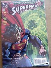 SUPERMAN The Man of Steel 0 1994 Var. The Beginning of tomorrow DC COMICS [SA12]