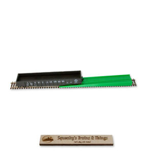 Rerailer / Rerailers   Green   HO Scale (1:87)   Made in USA   Squeaky's Trains
