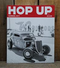 HOP UP MAGAZINE V13 2 HOT ROD BOOK EARLY CUSTOMS TROG ARDUN FLATHEAD VTG PHOTOS