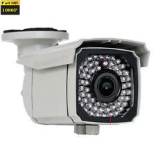 2.6MP Sony CMOS CCD OSD 1080P 2.8-12mm Varifocal Zoom Security Camera IP66 66IR