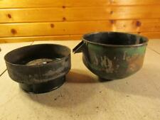 John Deere A Styled Air Cleaner Bowl Cup And Inner Baffler Aa2424r And Aa2425r