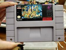 E.V.O.: The Search for Eden (Super Nintendo Entertainment System, 1993)
