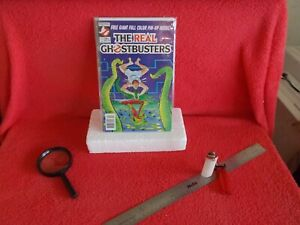 """NOW COMICS FROM 1989, LOT OF TWO # 14 & # 15, """"THE REAL GHOSTBUSTERS"""""""