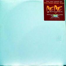 "Cece Peniston I'm Not Over You 2 12"" VG+ 31458 8277-1 Vinyl White Promo"
