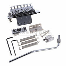Floyd Rose 7-STRING Double Locking Tremolo Kit Guitar Bridge Chrome
