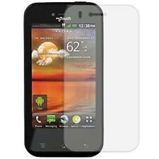 For LG myTouch Anti Glare LCD phone Screen Protector Guard with cloth accessory