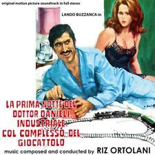 La prima notte del Dottor Danieli / Il merlo maschio - Ritz Ortolani (CD)