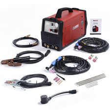 CTS-200, 50A Plasma Cutter 200A TIG-Torch/Stick Arc Welder, 3-in-1 Combo Welding