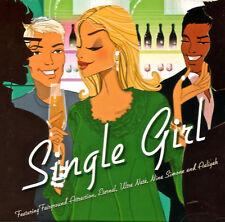 SINGLE GIRL ft. Cyndi Lauper, Ultra Nate, Phyllis Hyman, Five Star, +; SEALED CD