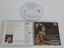 HARRY VAN DER KAMP/CANTATAS FOR BASS(SONY CLASSICAL SK 68 264) CD ALBUM