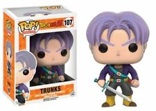 Dragonball Z POP! Animation Vinyl figurine Trunks 9 cm - Numéro 107