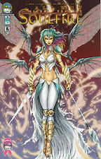 Soulfire #8 (NM)`14 Krul/ Marrion (Cover A)