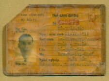 Vietnam War ID 1963 Named HAO. Issued at Quang Nam province.