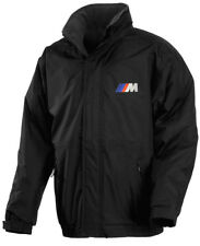 Logotipo de BMW M-Sport Impermeable Chaqueta informales de aislado.