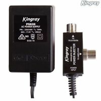 POWER SUPPLY KINGRAY PSK08 FOR KINGRAY BOOSTERS / AMPS 17.5V AC 100MA