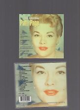 (0-0) RARE Patti Page : The Collection CD (2002) 18 track  ALBUM