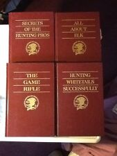 North American Hunting Club & WhiteTail Secrets Book Collection. 4 Books