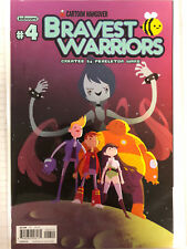 Bravest Warrior #4 Comic Book Cover B Kaboom! 2013