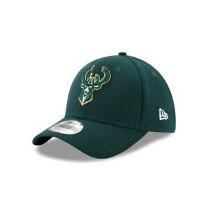 Milwaukee Bucks New Era 39THIRTY NBA Team Classic Stretch Fit Flex Cap Green Hat