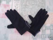 Horse Riding  Gloves (Black) Medium - Shires