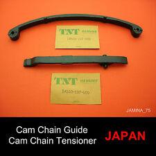 Honda CB100 CL100 SL100 XL100 CB125S S1 SL125 Cam Chain Guide + Tensioner Japan