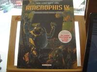 AMENOPHIS IV 4 T1 EO2000 DEMY TBE/TTBE DIETER LE ROUX MANCHU HUBERT