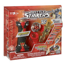 BATTLE STRIKERS TURBO PALADIN METAL STARTER PACK XS KIDS FUN GIFT SPINNING NEW