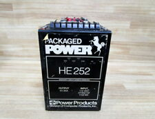 Packaged Power Supplies HE252 Power Supply